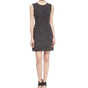 "New DVF tweed ""Carrie"" dress - Size 12"